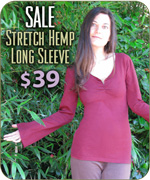 hemp gloves